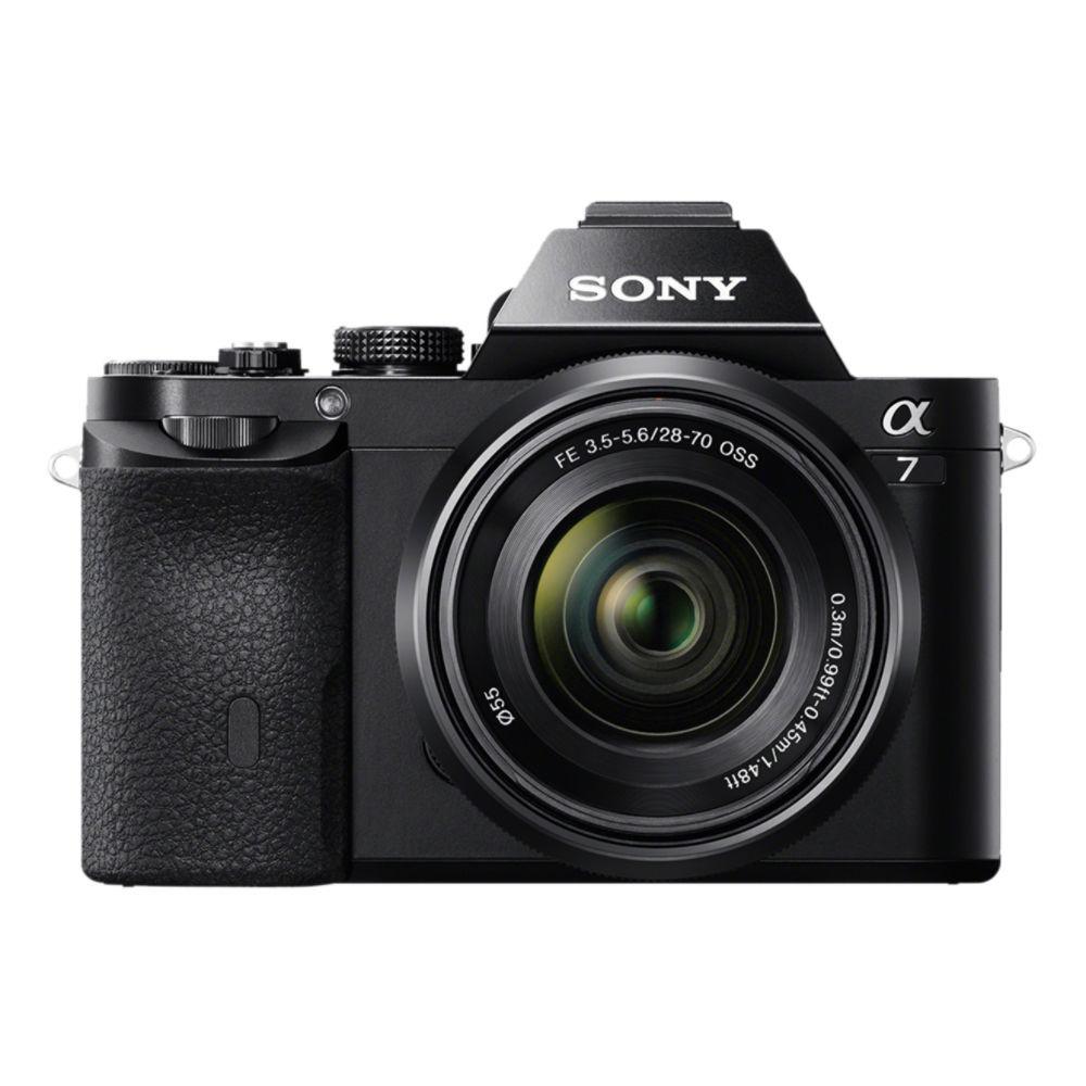 Sony Alpha 7 + SEL 28-70 ILCE-7K