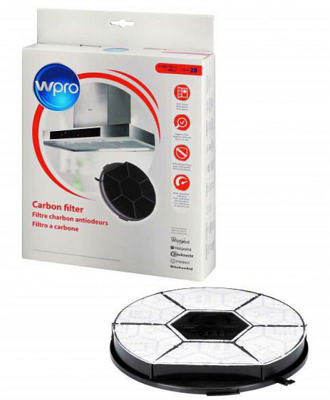 Wpro CHF 28-1 uhlikový filter
