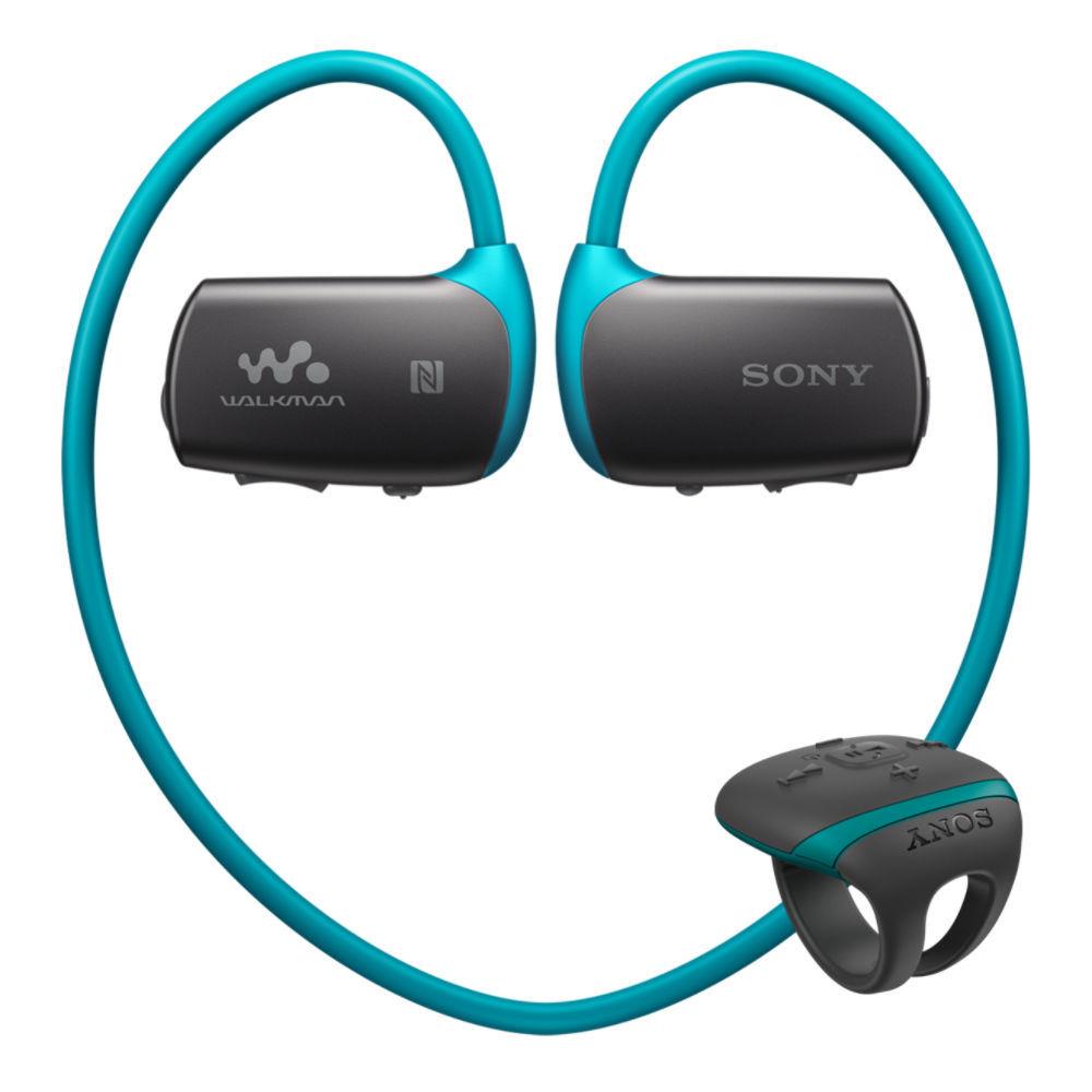 Sony NWZ-WS613 (modrý)