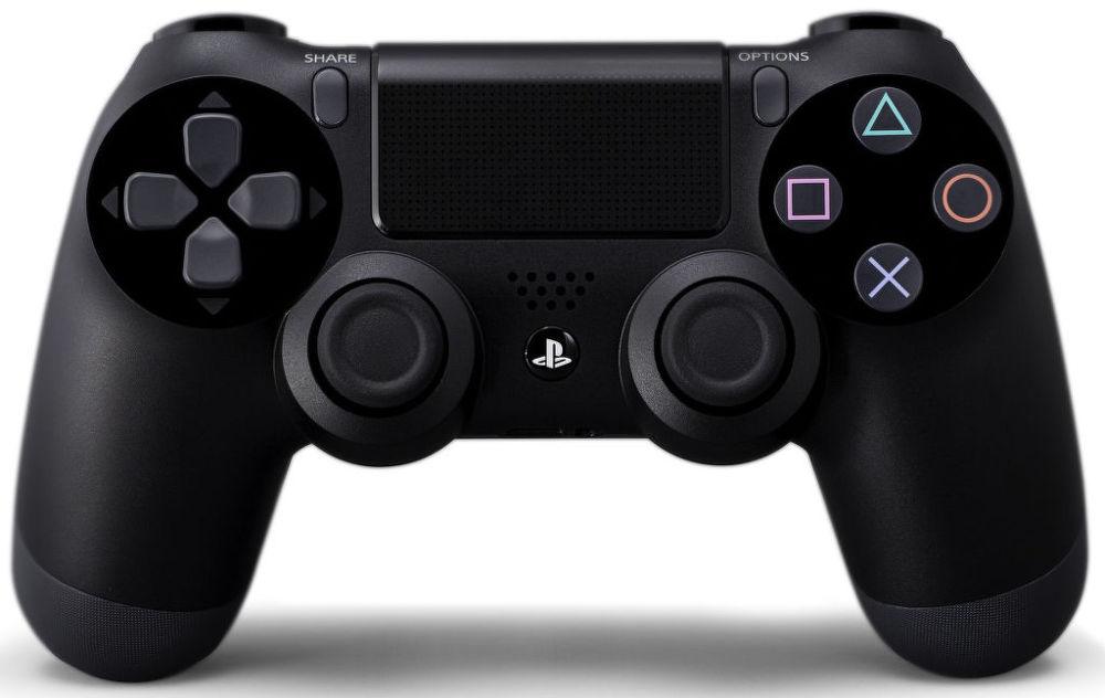 PS4 Dualshock Controller (černý)