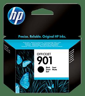 HP CC653AE No.901 (černá) - inkoust
