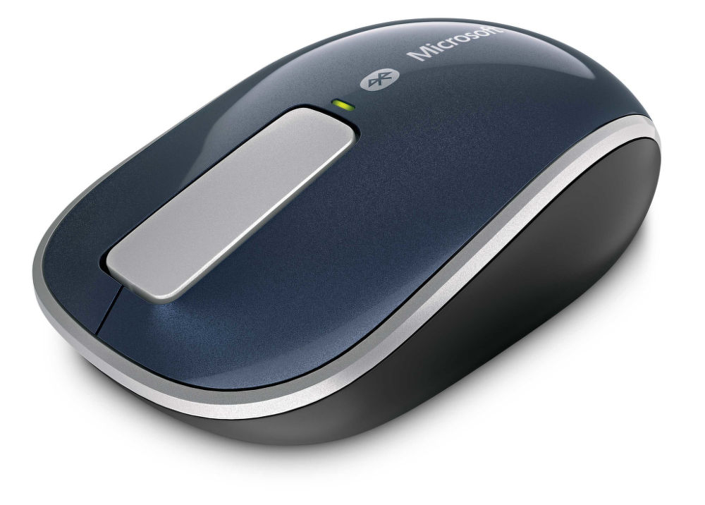 Microsoft Sculpt Touch Mouse - bezdrátová myš s BlueTrack senzorem