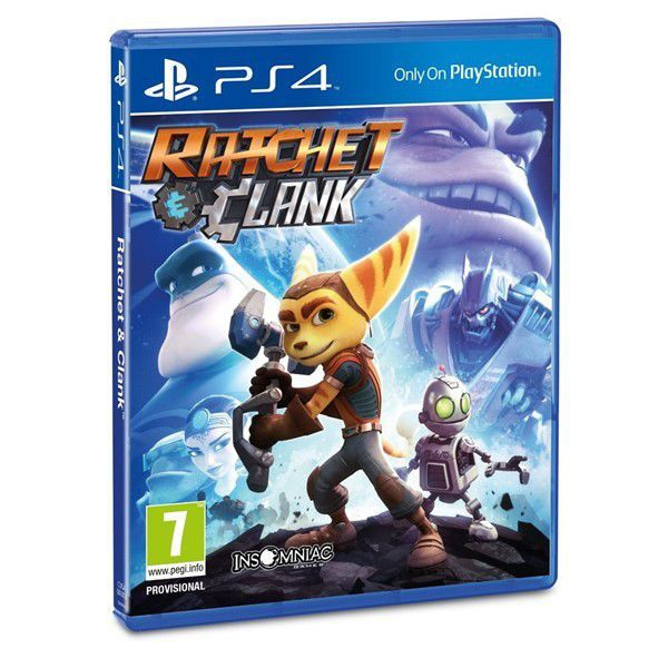 Ratchet & Clank - hra na PS4