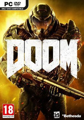 DOOM - hra na PC