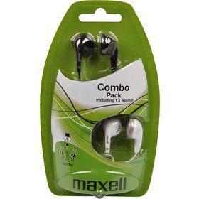 Maxell 303457 Combo Pack EBC2