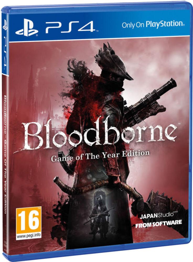 Bloodborne GOTY - hra na PS4