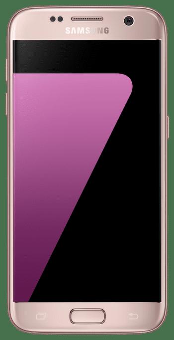 Samsung Galaxy S7 (růžová)