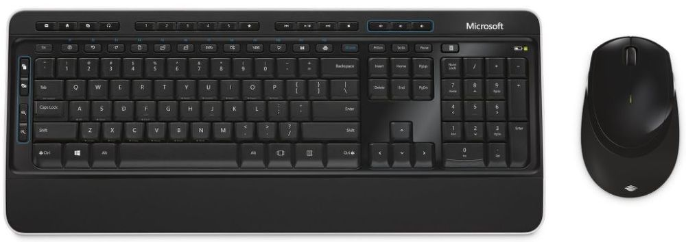 Microsoft Wireless Desktop 3050 (PP3-00021) - CZ/SK klávesnice + myš
