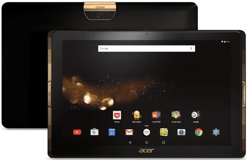 Acer Iconia Tab 10, NT.LCBEE.010 černý
