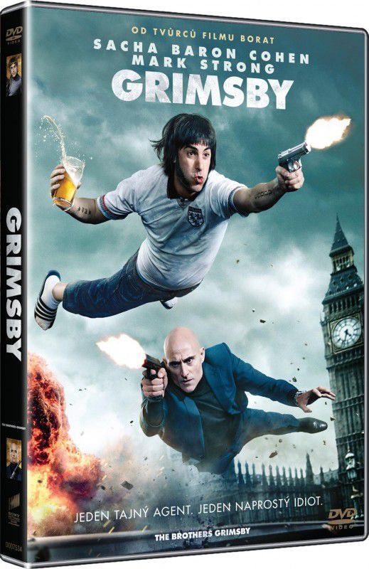 Grimsby - DVD film