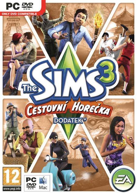 PC - THE SIMS 3: CESTOVNÍ HOREČKA