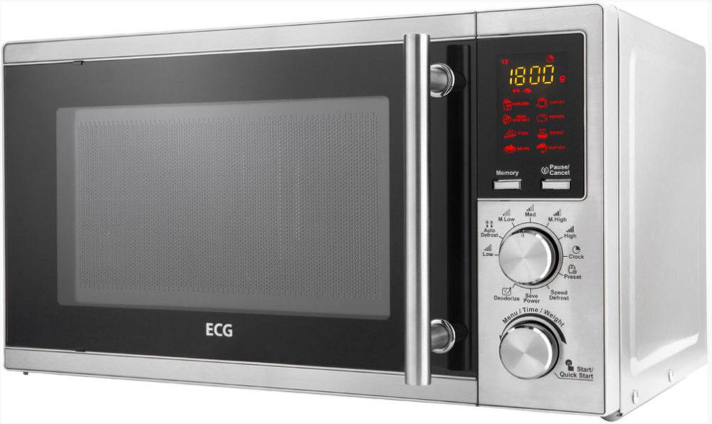 ECG MTD 205 SE (stříbrná)