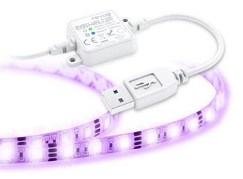 Revogi Bluetooth Smart LED Strip, 2m