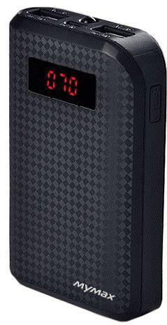 MyMax AA-1196, 10.000 mAh (černá)