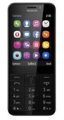 Nokia 230 Single SIM (černý)