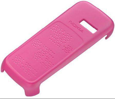 Nokia pevný kryt pro 100/101 (purpurová)
