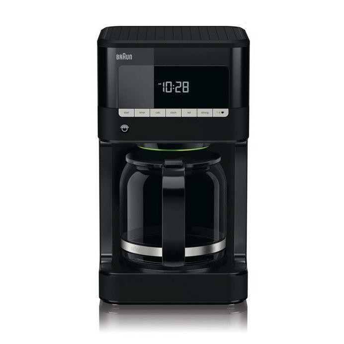 BRAUN KF7020BK (černá) - Překapávací kávovar