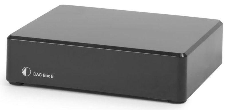 Pro-Ject DAC Box E (černý) - D/A převodník 24bit