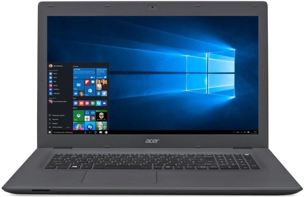 Acer Aspire E15, E5-575G-53NX (černý)