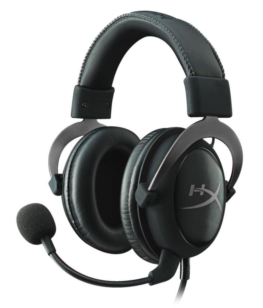 Kingston HyperX Cloud II (tm. šedá)