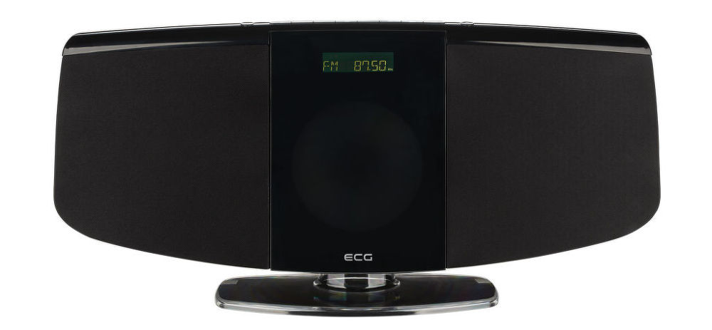 ECG XMS 1111 U (černý)