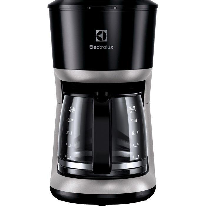 ELECTROLUX EKF3300 (černá) - překapávače kávovar