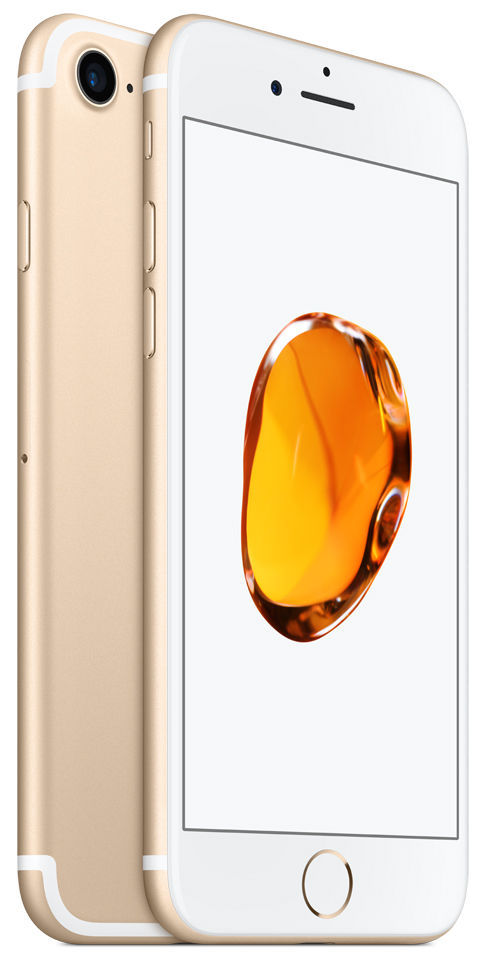 Apple iPhone 7 128GB zlatý