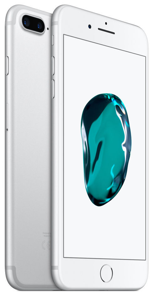 Apple iPhone 7 Plus 256 GB (stříbrná)