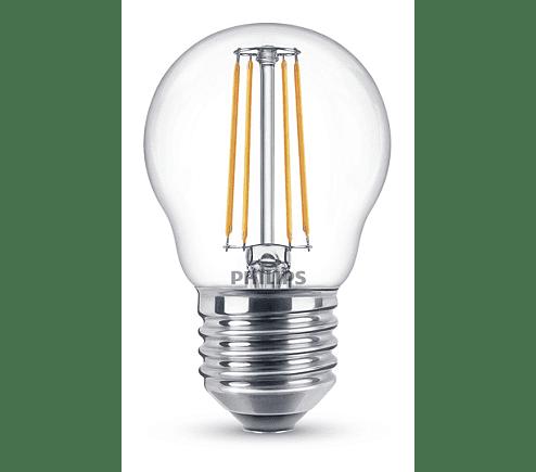 Philips Lighting 4W (40W) P45 E27 WW