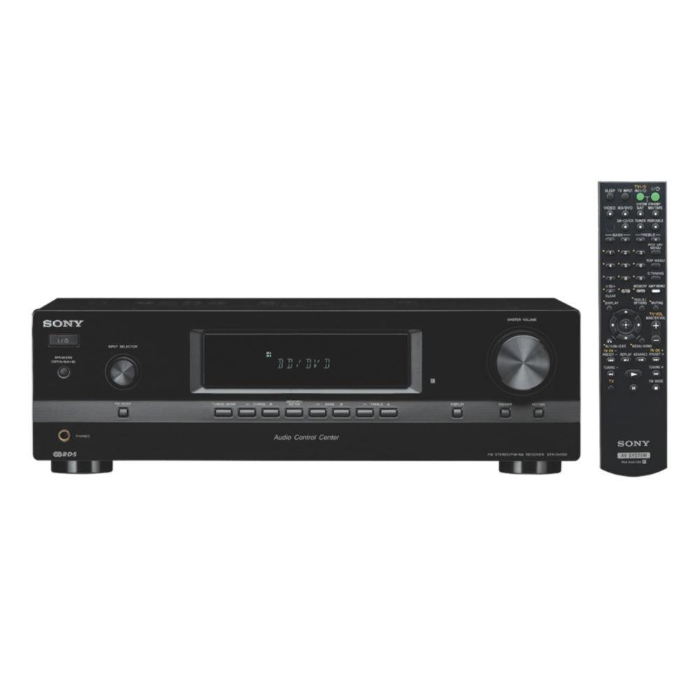 Sony STR-DH130 (černý)