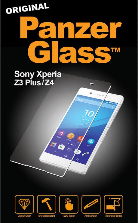 PanzerGlass 1604 sklo na Sony Xperia Z3 Plus/Z4