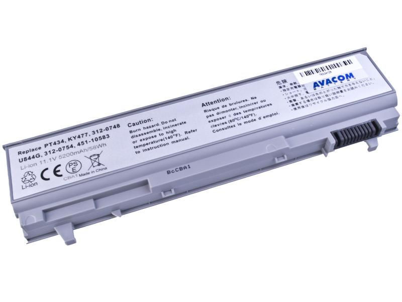 Avacom NODE-E64N-806 - Baterie pro DELL Latitude E6400, E6410, E6500