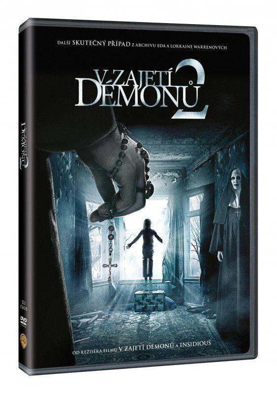 V zajetí démonů 2 - DVD film