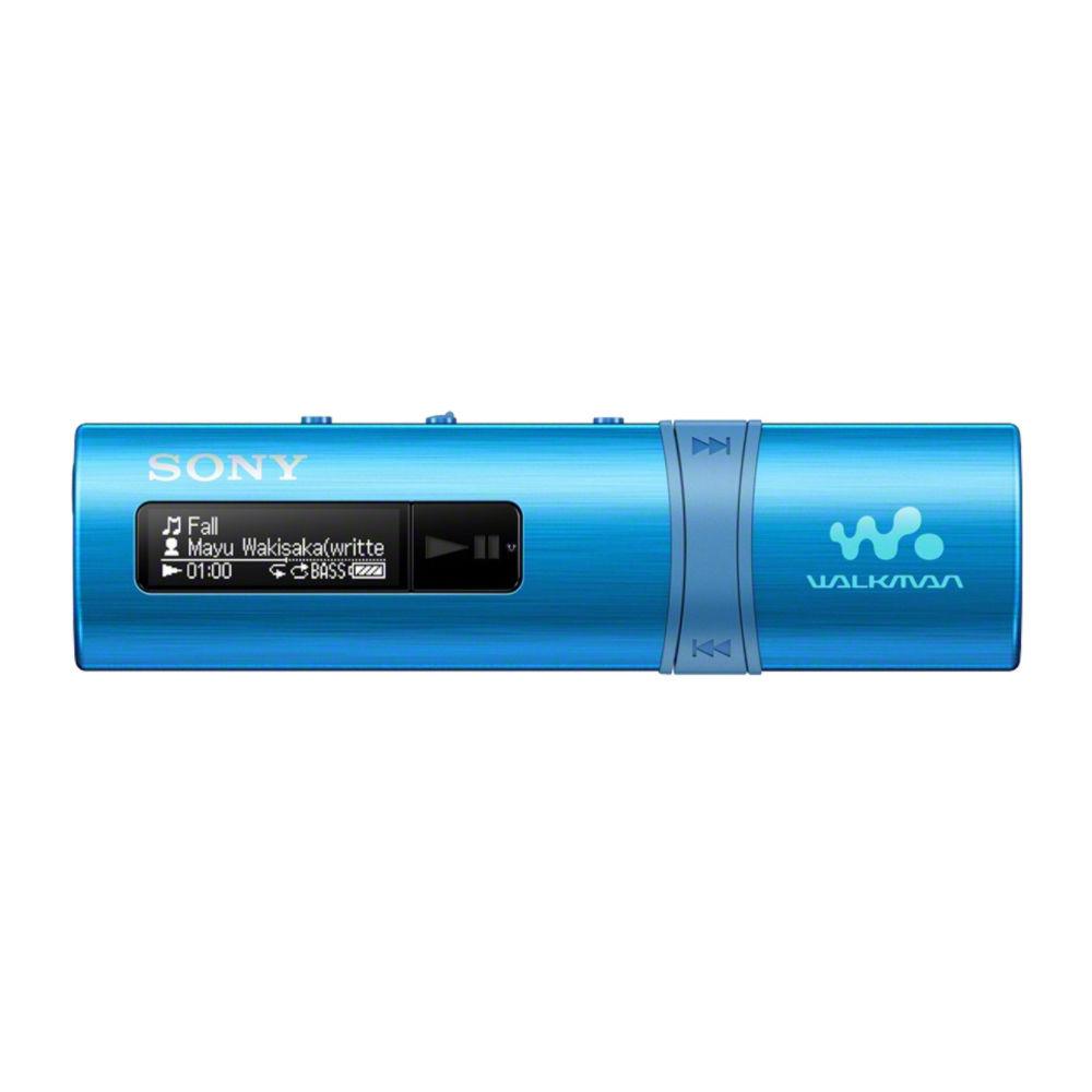 Sony NWZ-B183L 4GB (modrý)