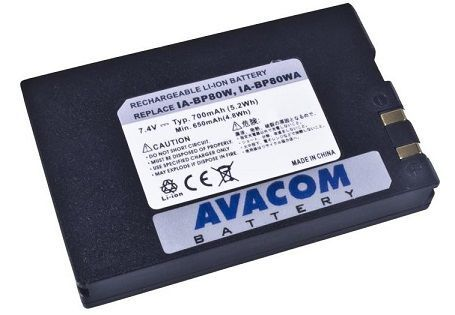 Avacom VISS-BP80-435 - Baterie pro kamery