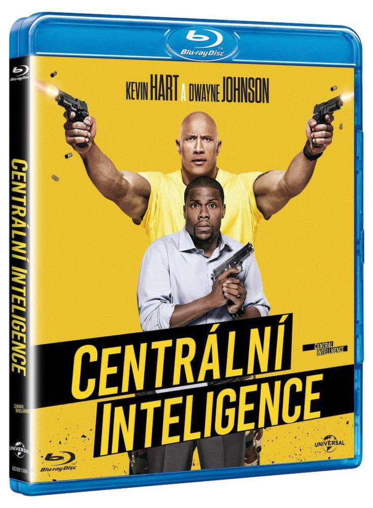Centrální Inteligence - Blu-ray film