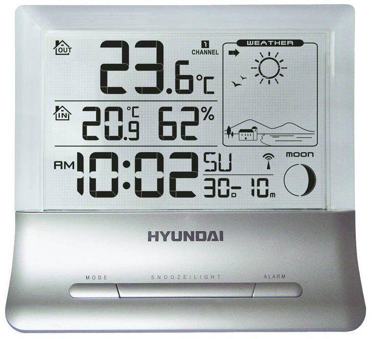 Hyundai HYUWS2266 + dárek GoGen Super Alkaline AAA zdarma