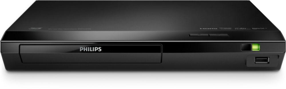Philips BDP2590B (černý)