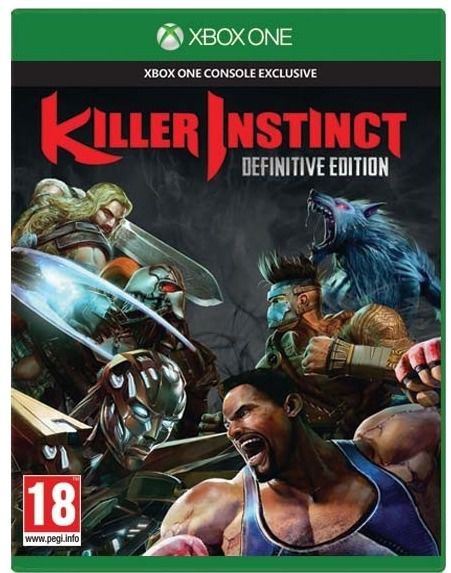 Killer Instinct Definitive edition - Xbox One hra