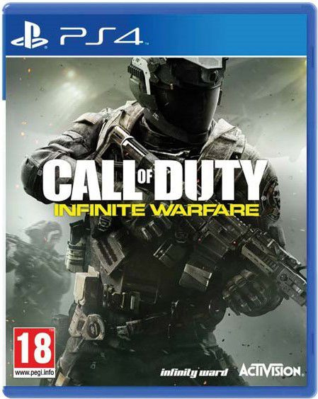 Call of Duty: Infinite Warfare - PS4 hra
