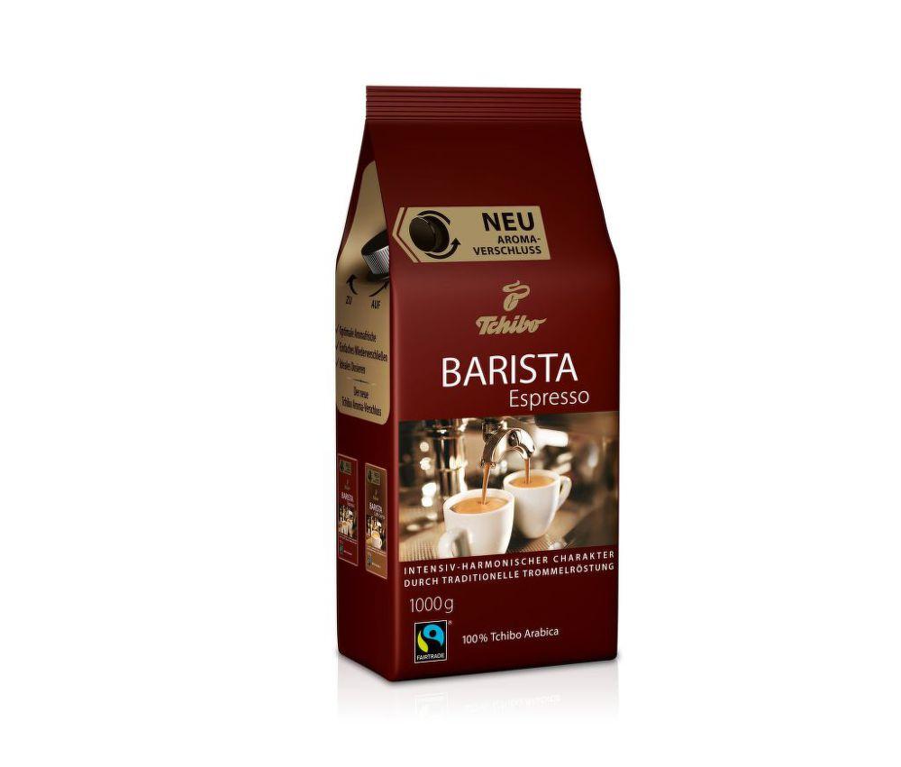 Tchibo Barista Espresso 1kg - Zrnková káva