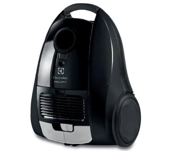 Electrolux EEQ16 (černá) - Sáčkový vysavač