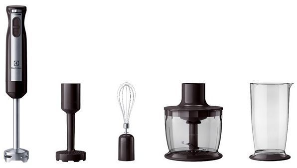 Electrolux ESTM6500 (čierna) - Tyčový mixér