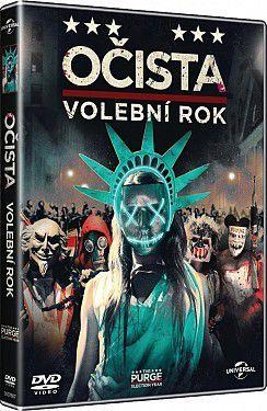 Očista: Volební rok - DVD film