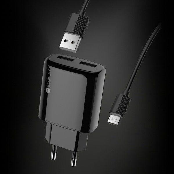 Sturdo USB nabíječka + kabel