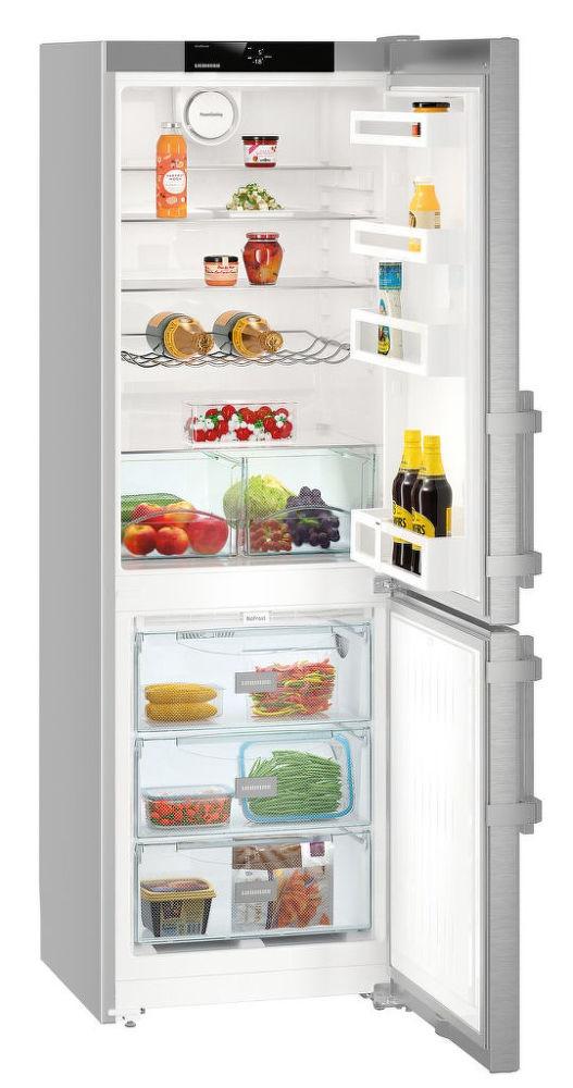 LIEBHERR CNef 3515, kombinovaná chladnička
