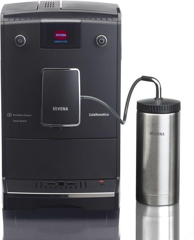 Nivona NICR758 CafeRomatica (černá) - Plně autoatické espresso