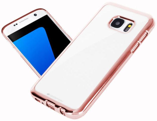 Aligator pouzdro na iPhone 6S (růžovo zlatá)
