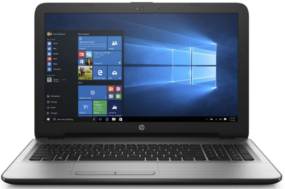 HP 250 G5, X0P52ES (stříbrný)