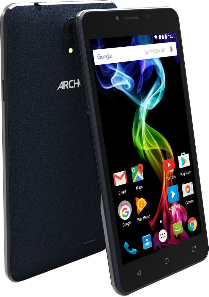 Archos 55B Platinum Dual SIM (černý)